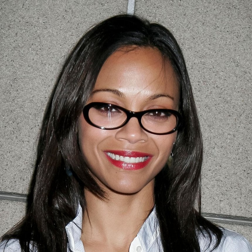 "Zoe Saldana Claims Hollywood ""Became Bullies"" After Trump's Presidential Bid"