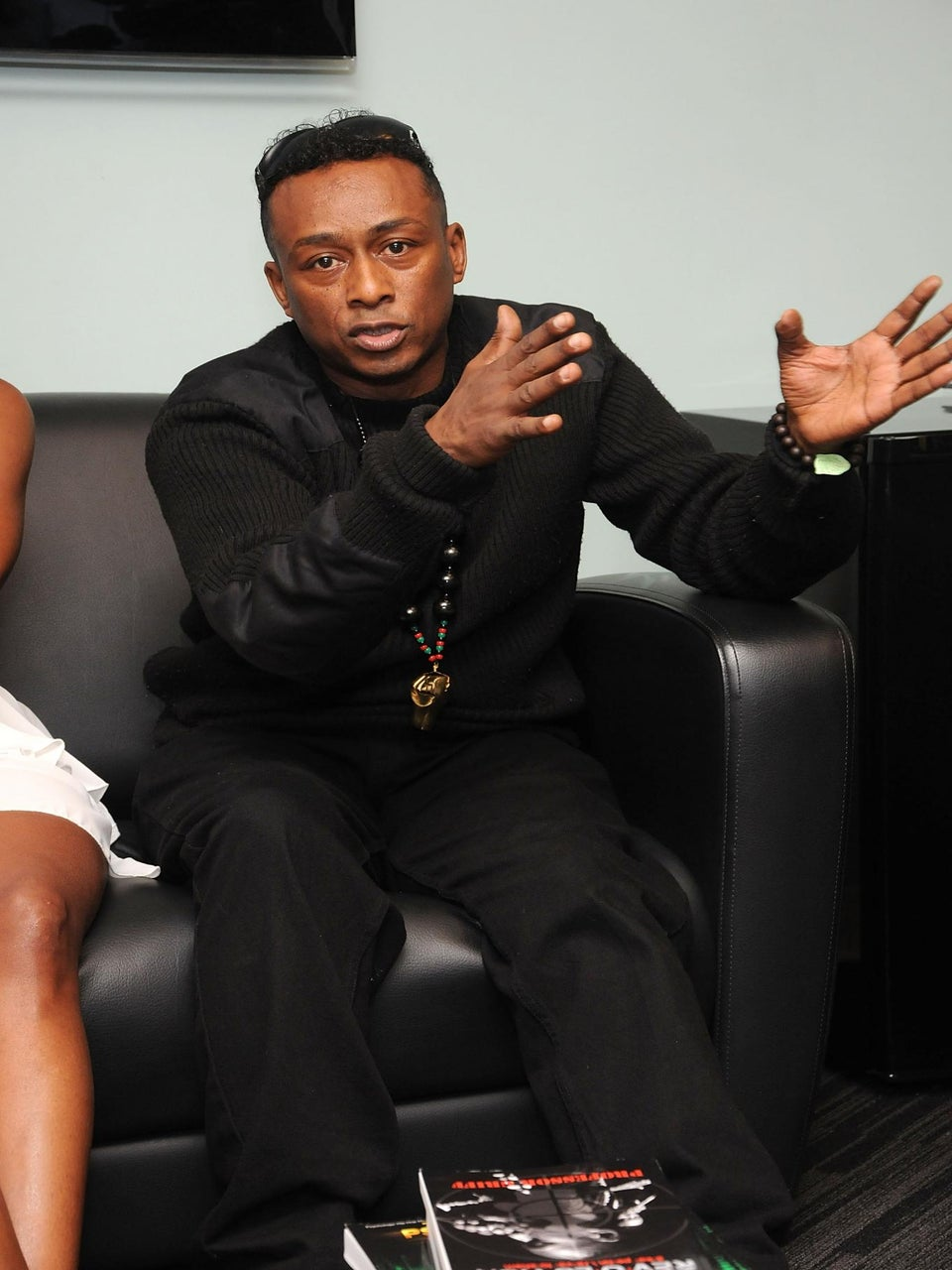 Public Enemy's Professor Griff Upset Over 'Fight the Power' Being Played During Academy Awards