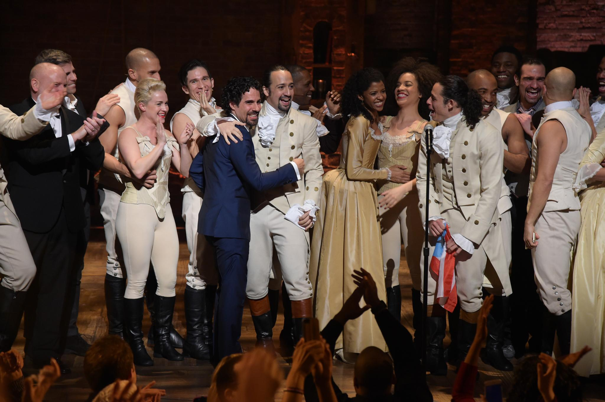 Hamilton Could Be Sued For Not Hiring White Actors If This Court Ruling Is Upheld