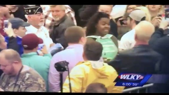 Black Woman Assaulted at Trump Rally in Kentucky