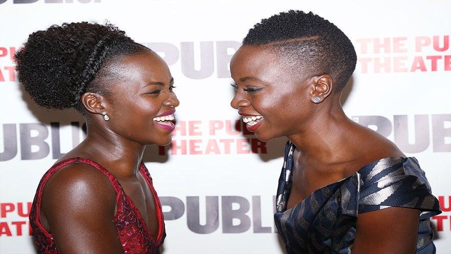 Danai Gurira Praises Lupita Nyong'o Before Broadway Debut
