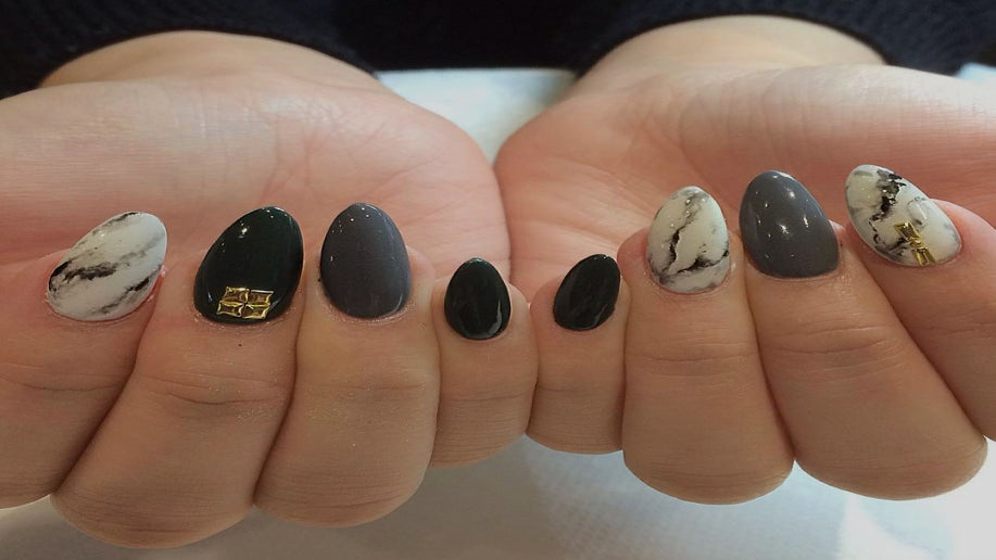 Guys, Stone Nails Are a Thing