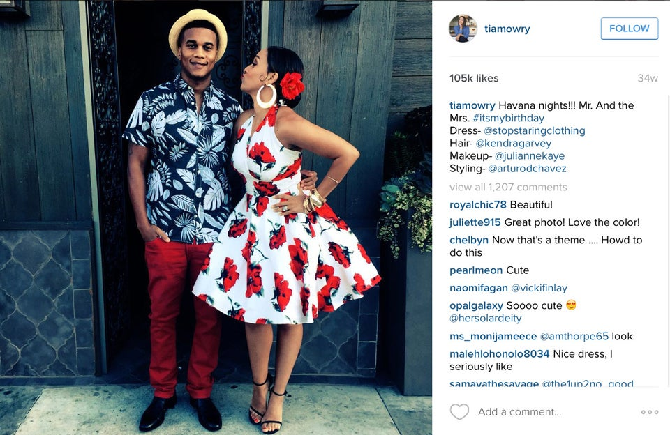 Aww! More Proof That Tia Mowry and Cory Hardrict's Love Is Everything