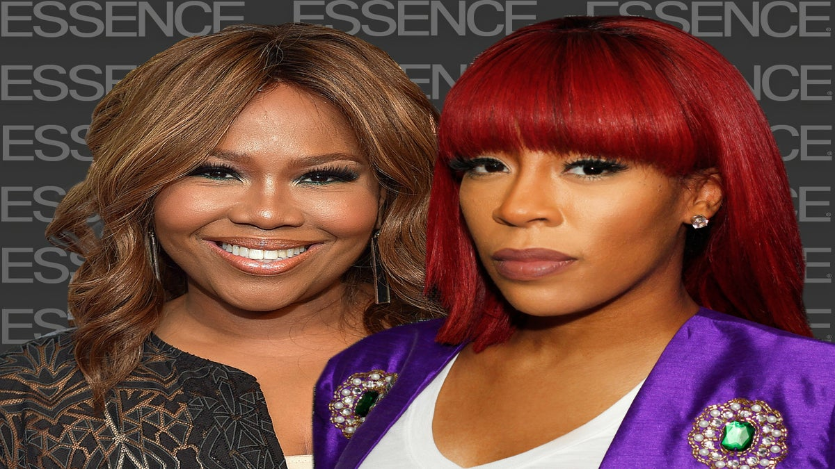 K.Michelle and Mona Scott-Young Get Real About Reality TV