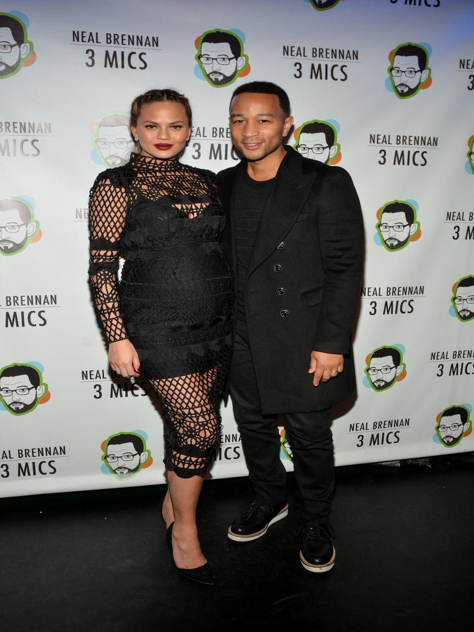 A Legend is Born! Chrissy Teigen and John Legend Welcome Baby Girl
