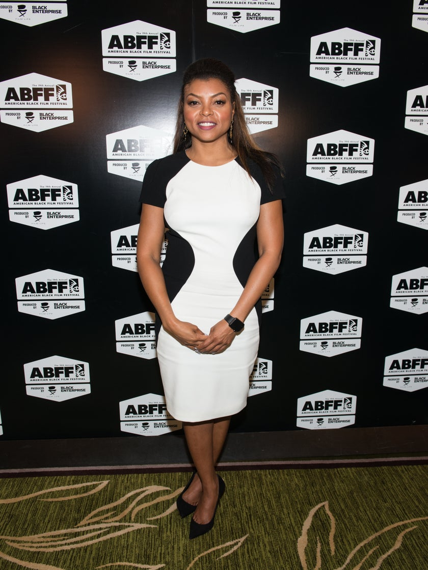 This Clip of Taraji P. Henson In Her New Movie Role Will Leave You Wanting More