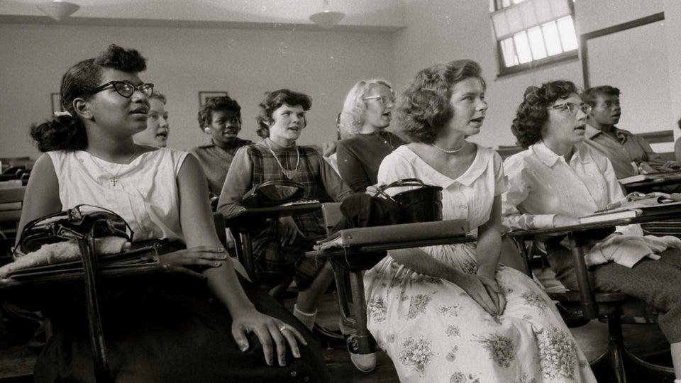 Civil Rights Activist Sybil Morial Talks Black Womanhood and the Era of Jim Crow