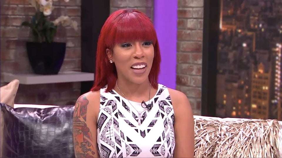 K. Michelle on Her 'Petty' Side: 'I Think It's Funny'