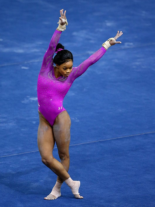 Gabby Douglas Triumphant at American Cup, Ends Doubt About Olympic Comeback