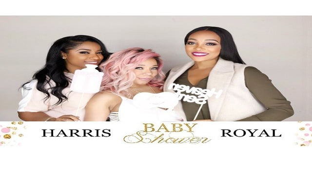 Aww! Go Inside Tiny and T.I's Royal Baby Shower