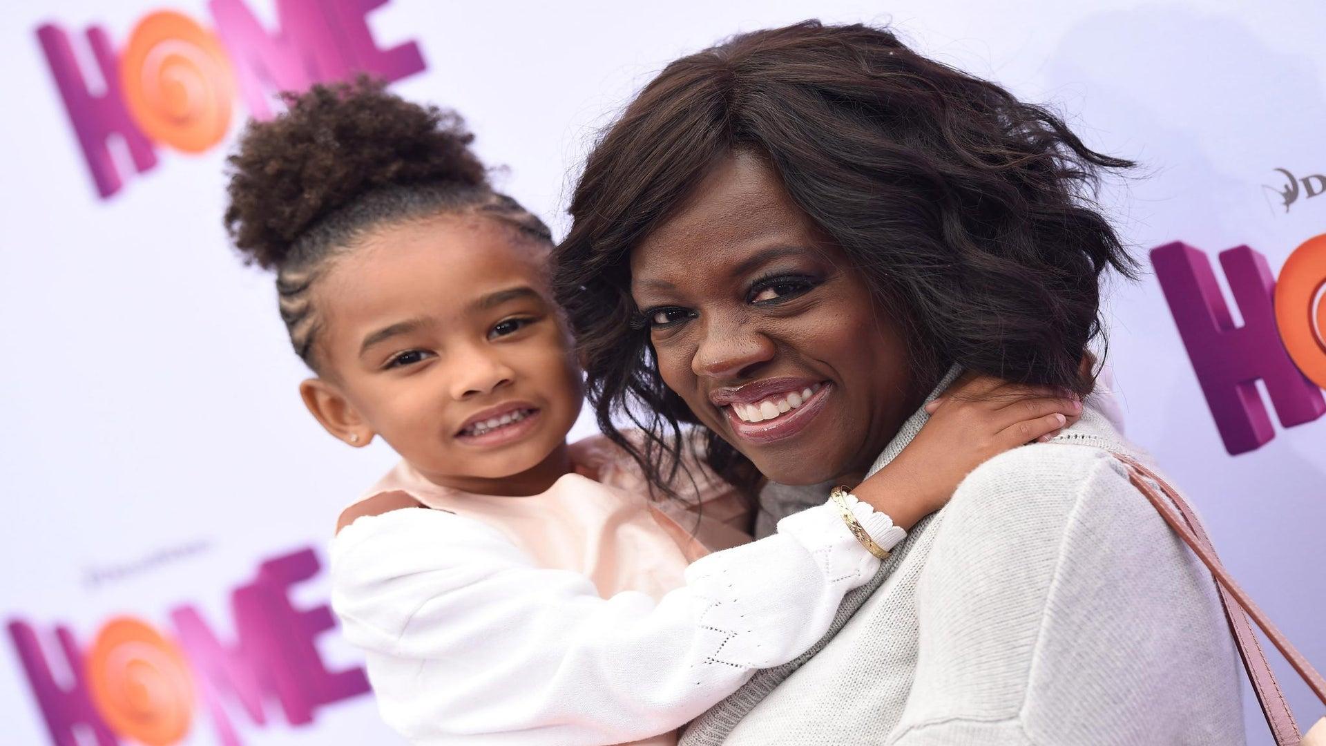 Viola Davis Speaks Out On Societal Pressures and Black Girls' Hair ...