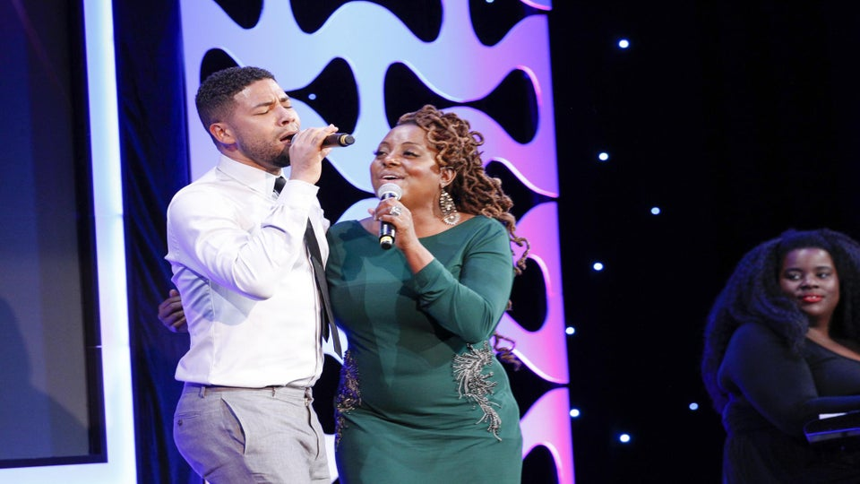 Jussie Smollett and Ledisi Singing Together Will Make You Smile