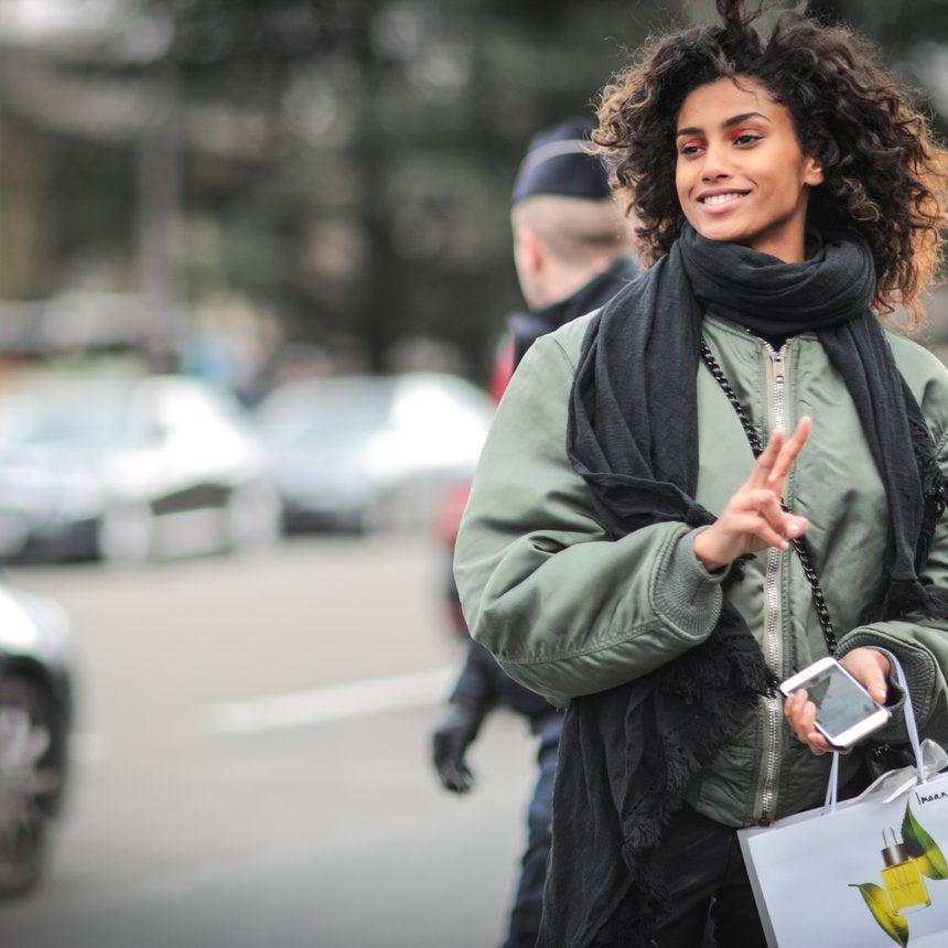 Street Style: 47 Photos of  Stunning Black Women Who Turned Heads at Paris Fashion Week
