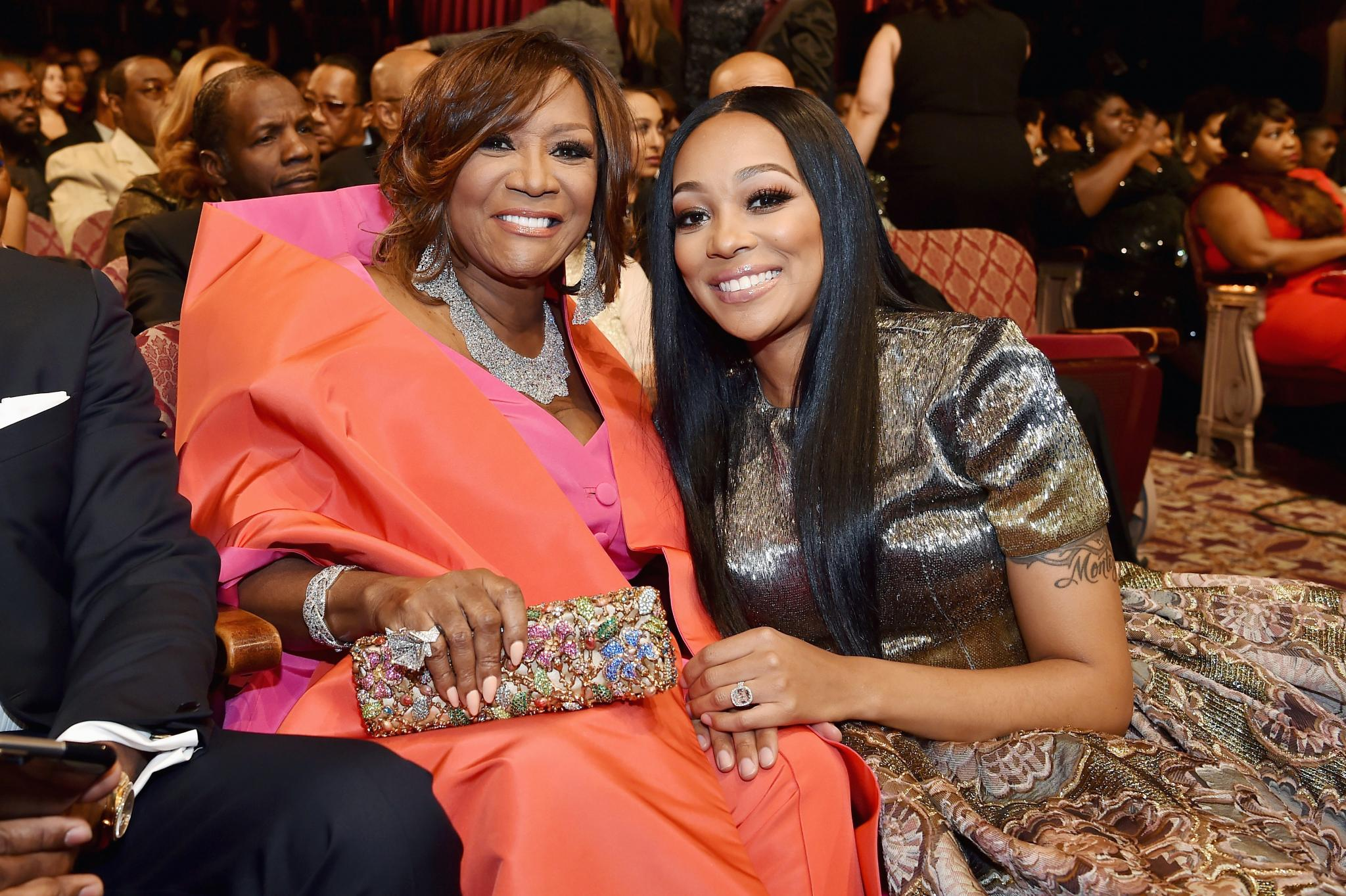 Red Carpet Recap: Patti LaBelle, Monica, Janelle Monae Shine At BET Honors