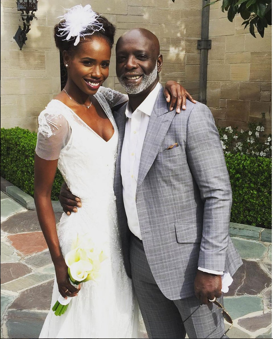'Real Housewives of Atlanta' Star Peter Thomas to Be a Grandfather!