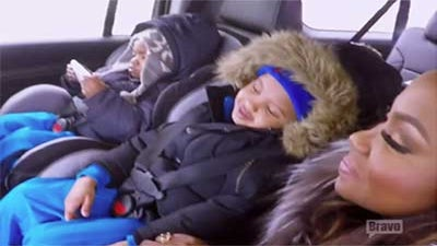 After Phaedra Parks' Emotional First Visit to See Apollo In Jail, Do You Still Think They Should Divorce?