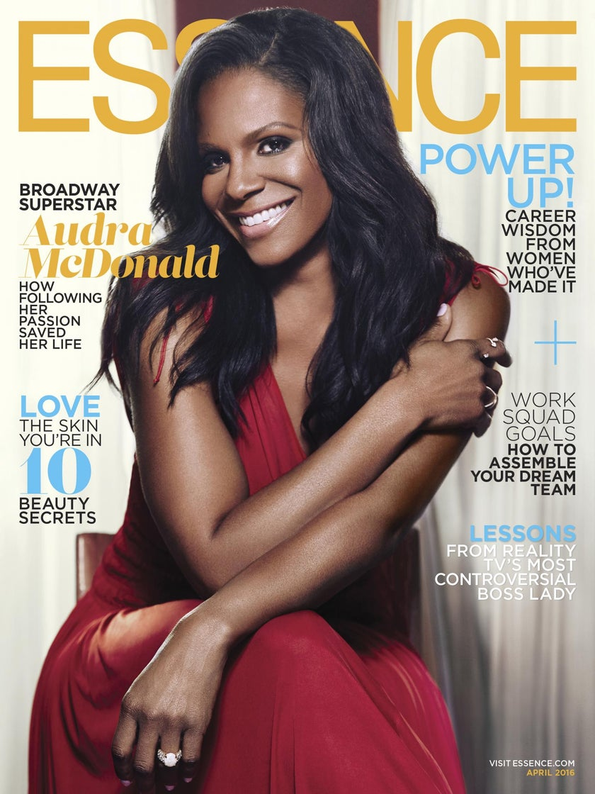 Six-Time Tony Award Winner Audra McDonald Graces First ESSENCE Cover!