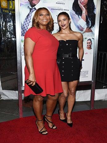 Queen Latifah and Paula Patton Come to Zoe Saldana's Defense for Nina Simone Biopic