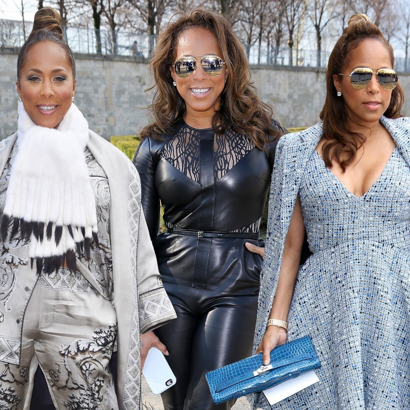 16 Ways Marjorie Harvey Killed All of Fashion Month!