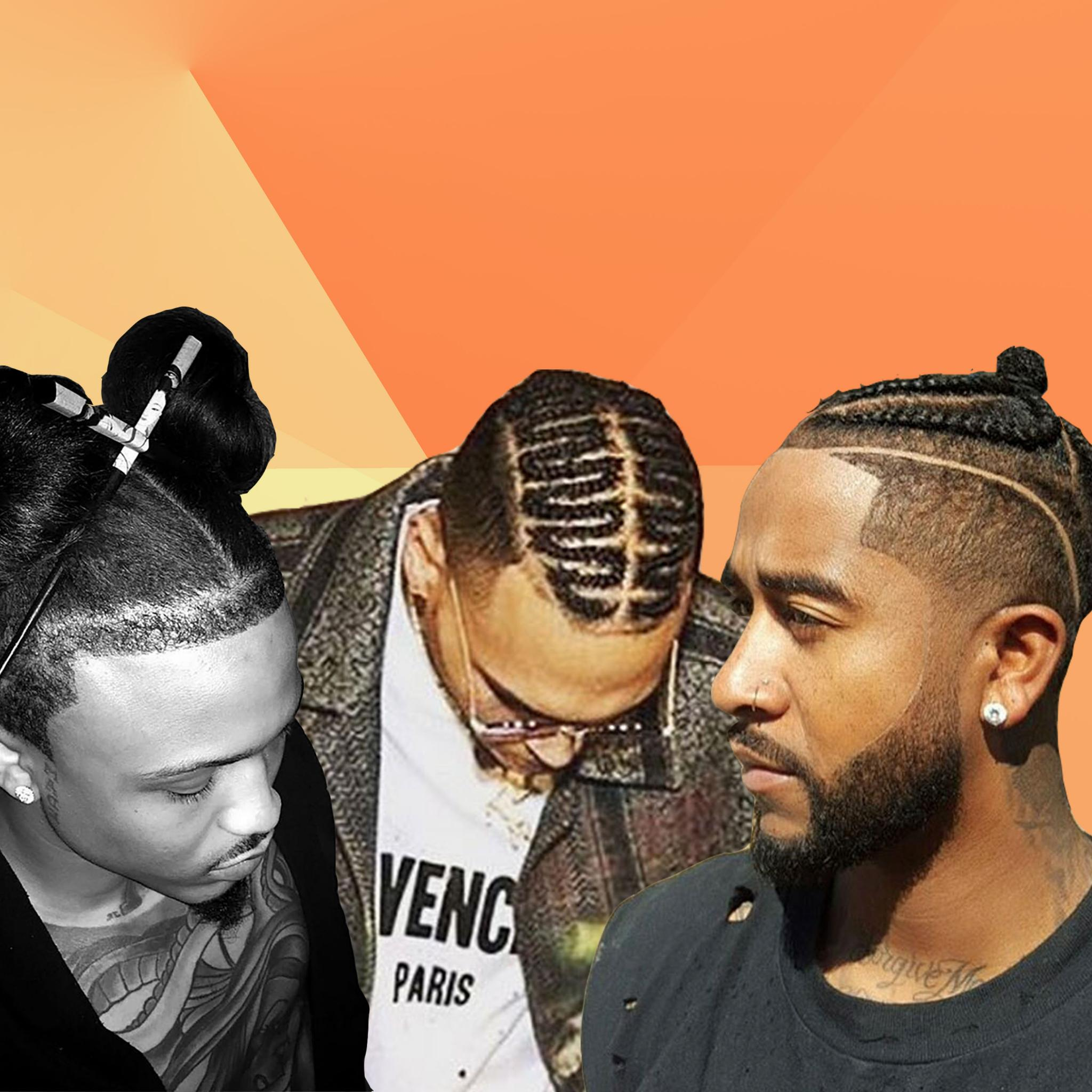 Black Men In Music Return To Braided Styles Essence