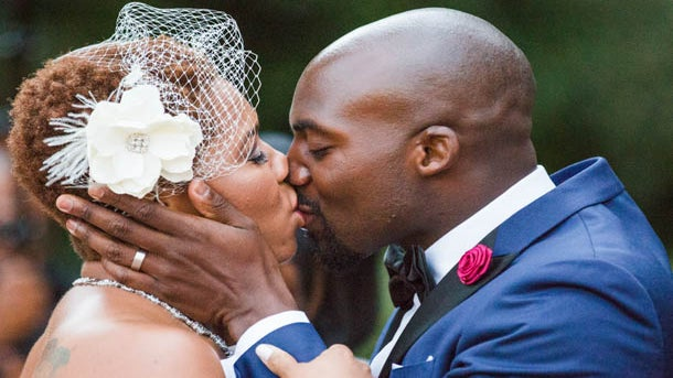 Bridal Bliss: It All Began with a Tweet