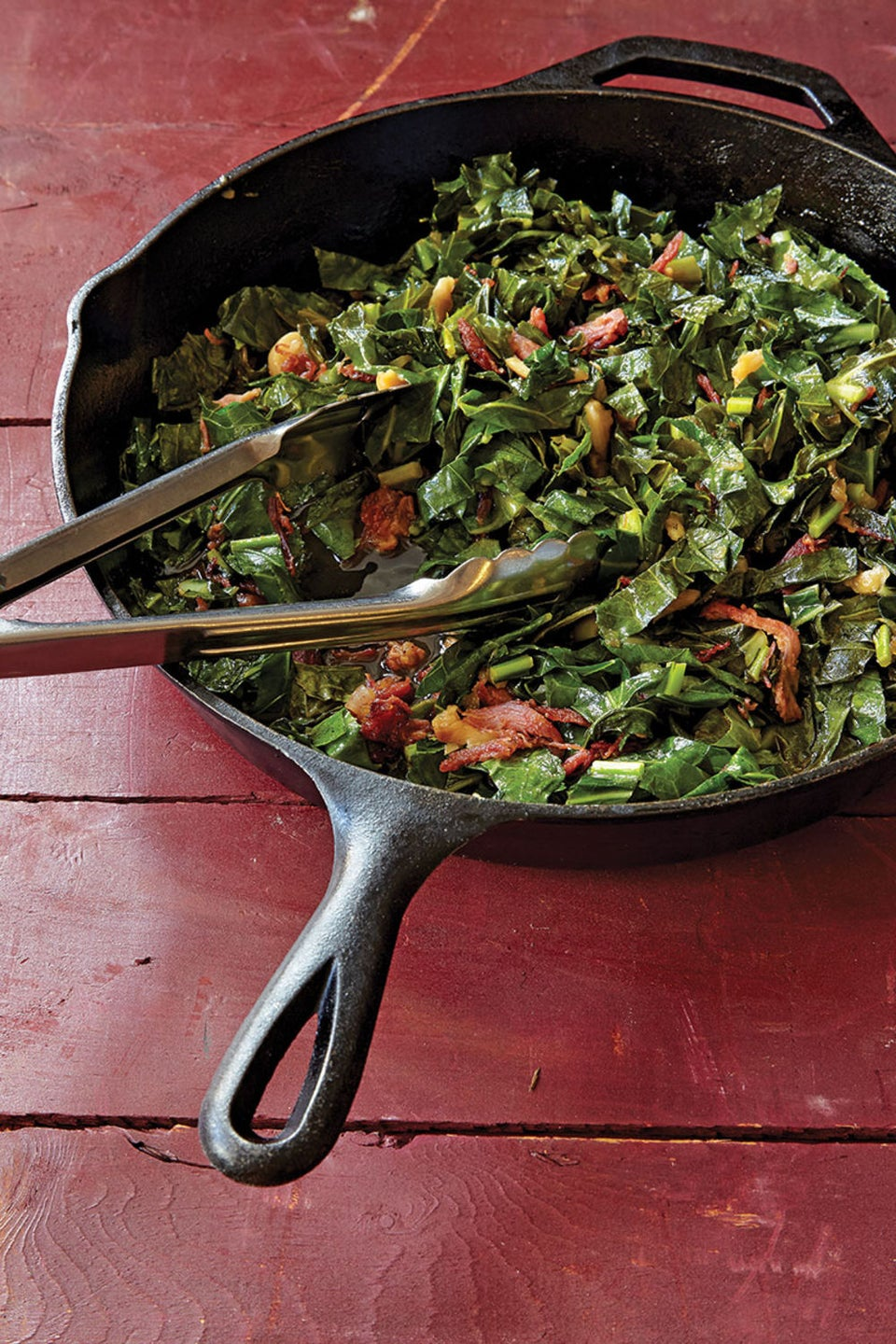 16 Mouth-Watering Collard Greens Recipes That Will Blow Your Mind