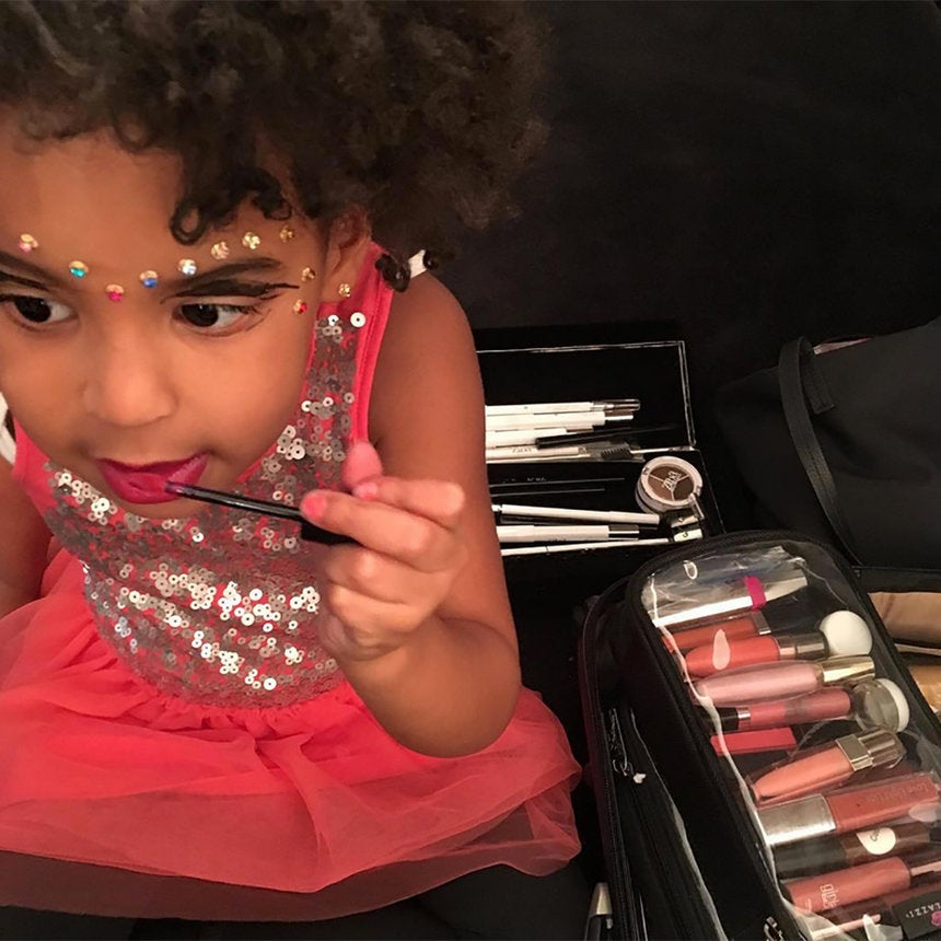 Blue Ivy Carter Beauty Products May Be Coming To A Store Near You