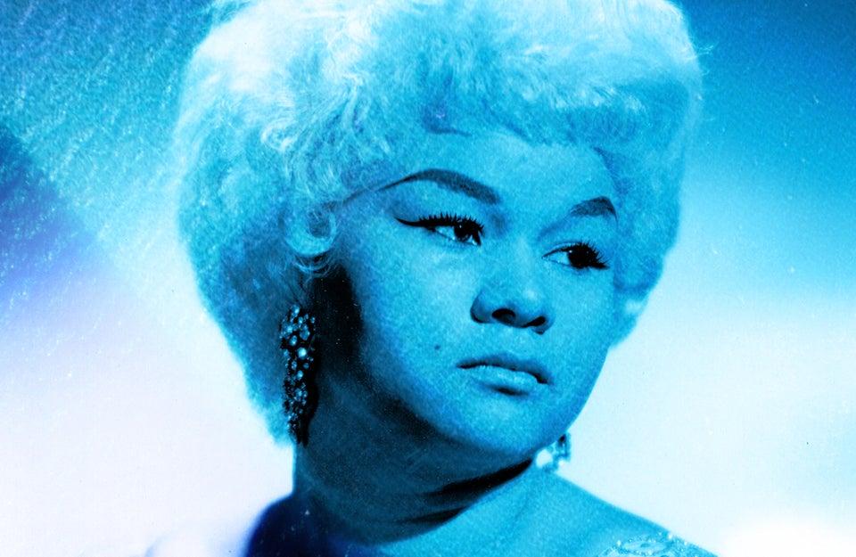 Poet jessica Care moore Pays Tribute to Legendary Soul Singer Etta James