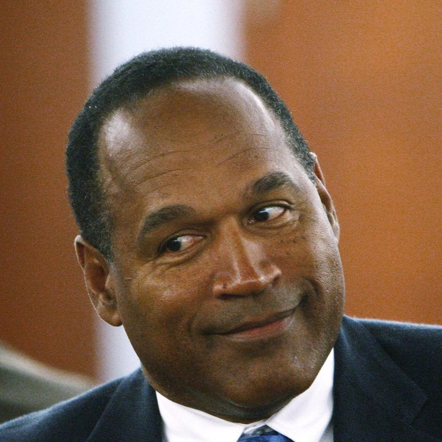O.J Simpson Is 'Laughing' About Found Knife