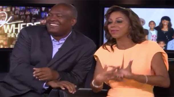 Holly Robinson Peete Explains Why She and Her Hubby Have a 'Shaggin' Wagon'