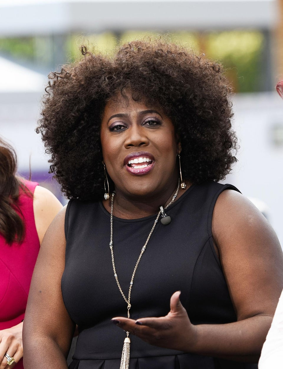 Sheryl Underwood Breaks Down While Discussing Police Brutality On 'The Talk'