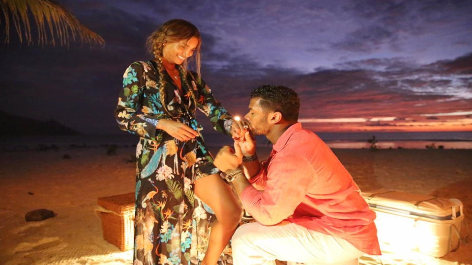 She Said Yes! Ciara and Russell Wilson Just Got Engaged