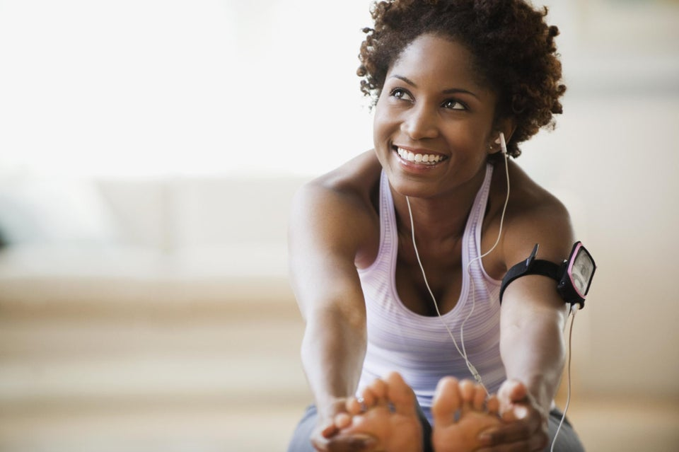 New Study Shows That Black Women Don't Preserve Their Hair When Exercising