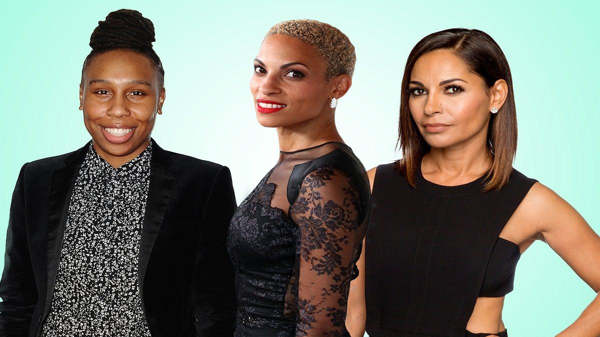 Lena Waithe, Goapele and Salli Richardson-Whitfield on Their Black Female Icons