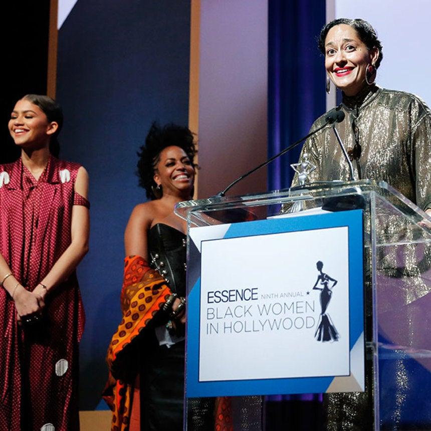 In Honor of Tracee Ellis Ross: Celebs Salute the BWIH Honoree
