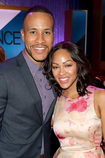 EXCLUSIVE: Meagan Good Responds To Those Who Still Have a Problem with Her Wardrobe, Talks Modesty and The Bible