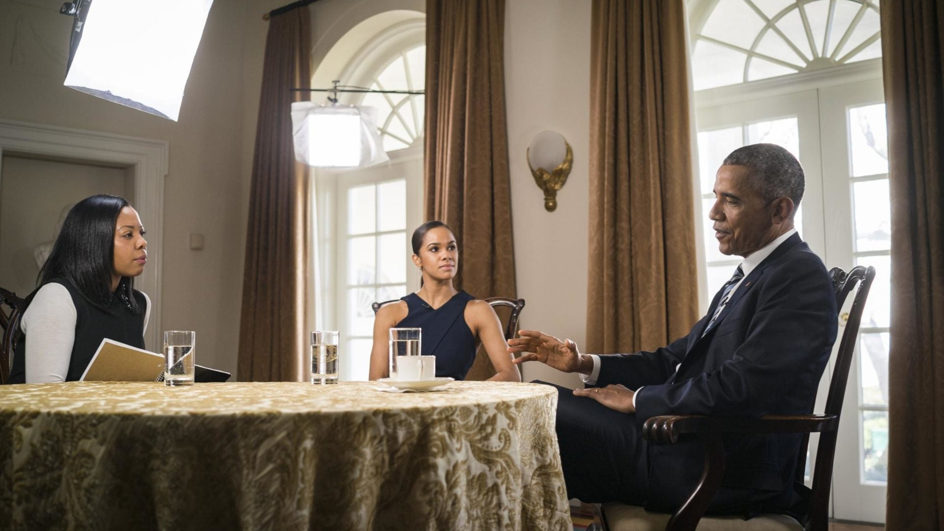 EXCLUSIVE: President Obama and Misty Copeland Talk Black Girl Magic and the Importance of Social Movements