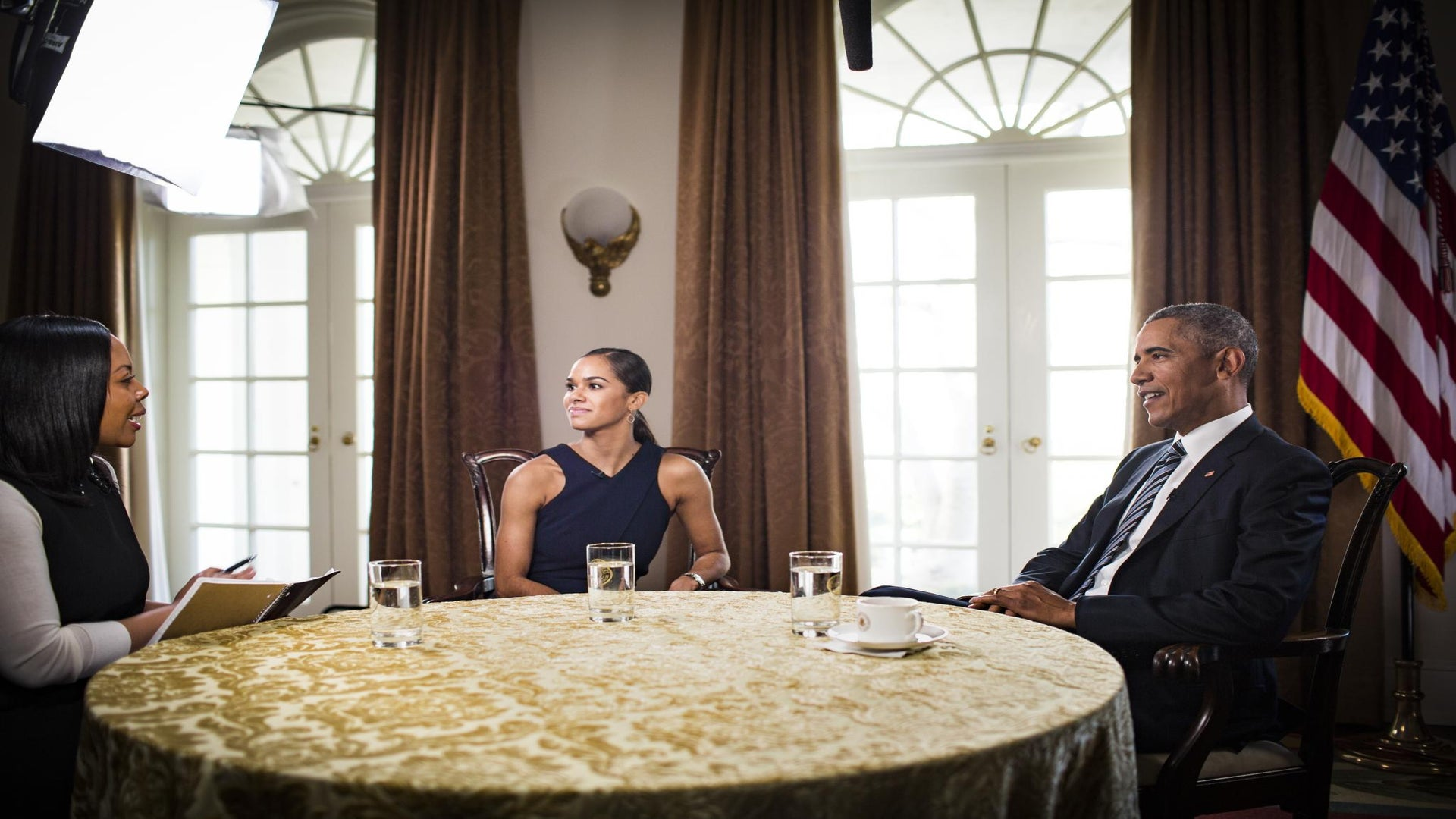 President Obama and Misty Copeland on the Lessons They've Learned About Race