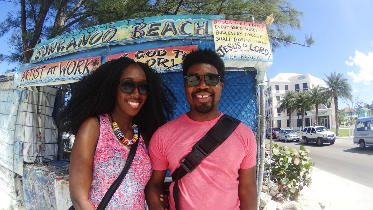 How We Honeymooned In The Bahamas For Less Than $2000