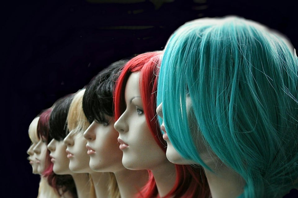 Video: Inside The Making of A Wig (The Real Way)