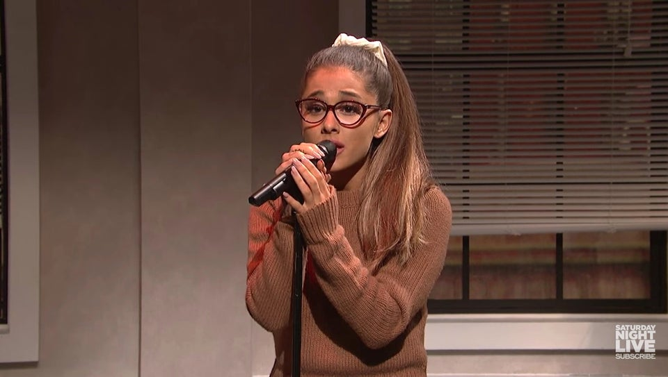 Watch Ariana Grande's Brilliant Impersonations of Rihanna, Whitney Houston, and More