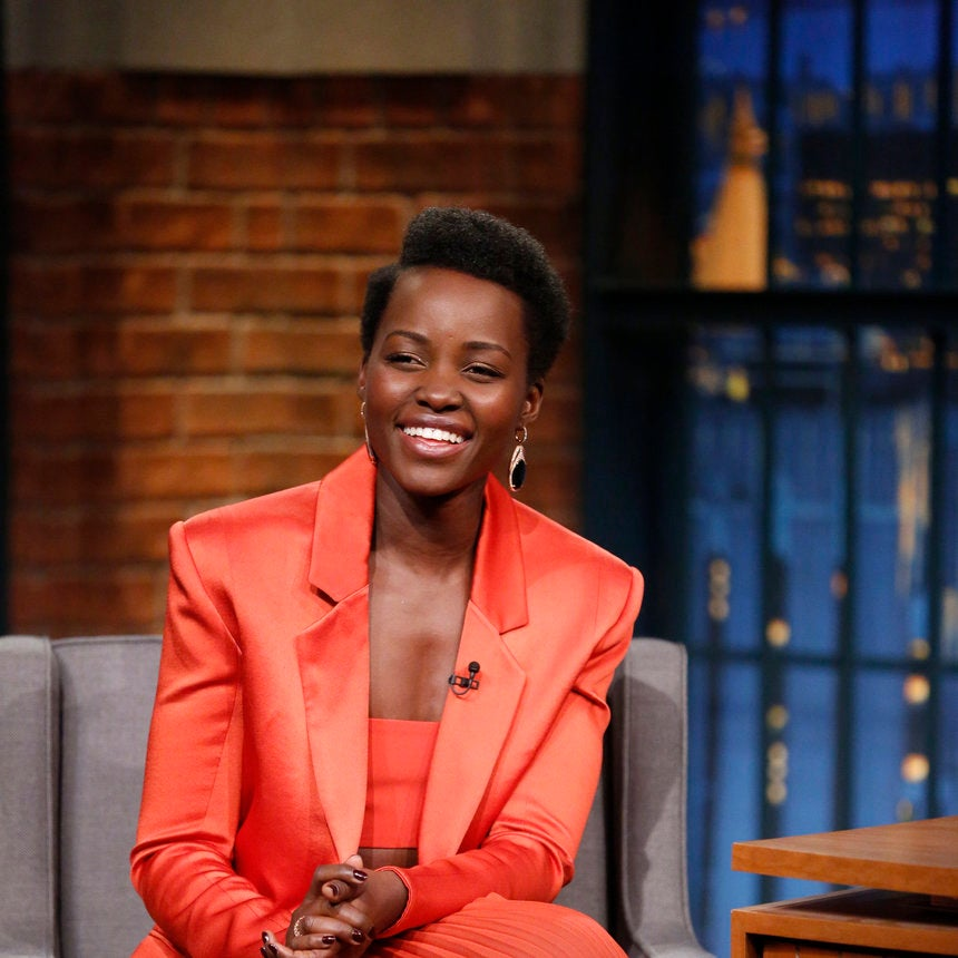 Lupita Nyong'o's Prom Date Stood Her Up And We Bet He's Kicking Himself