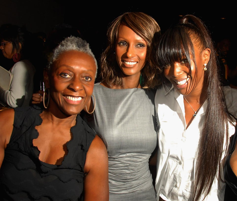 Naomi Campbell Addresses Inadequate Hair Stylists for Black Models at Fashion Week