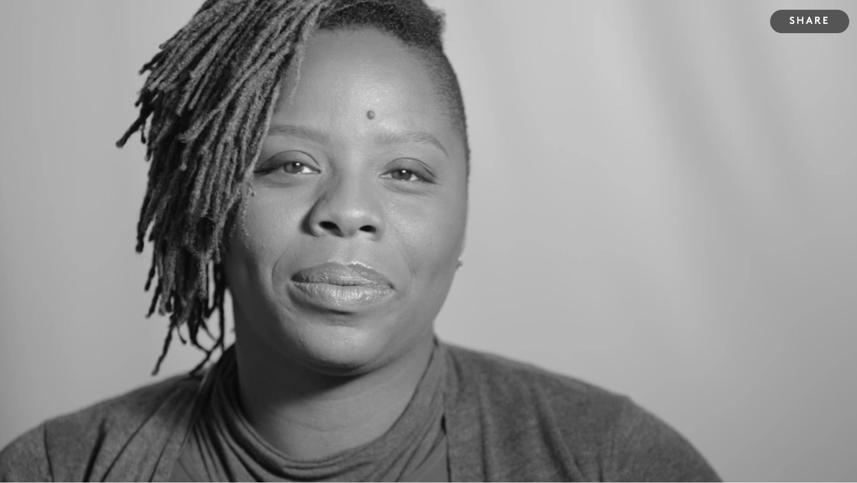 'Black Lives Matter' Co-Founder Patrisse Cullors on Hair Tales: 'There Has to be More Than My Hair'