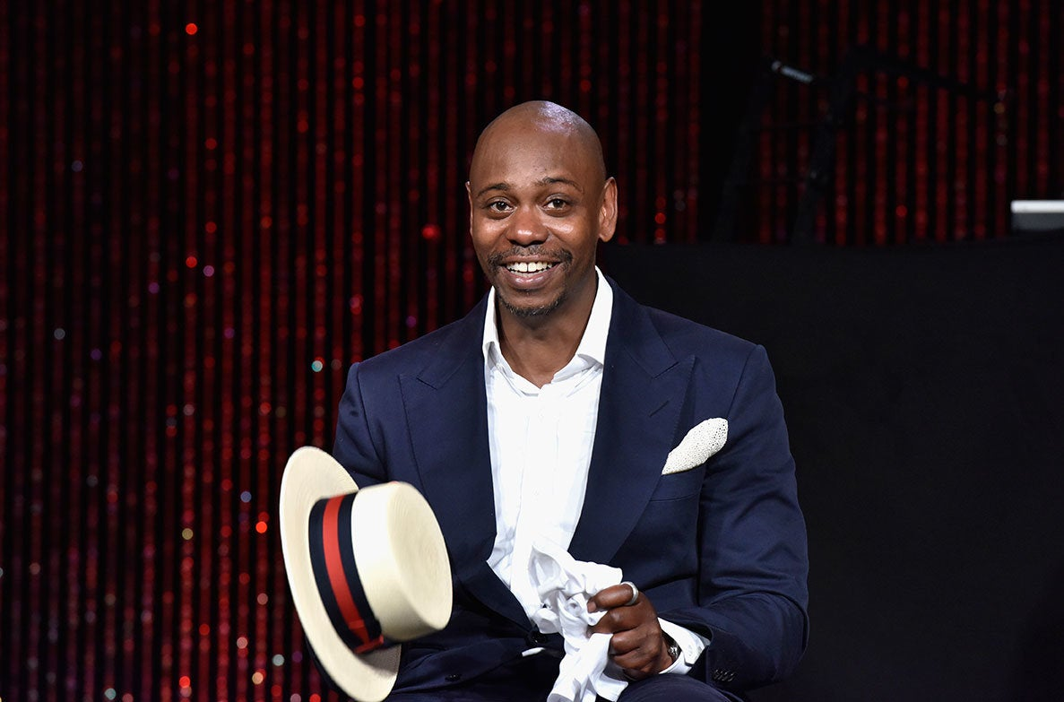Dave Chappelle On Broadway For One Week Only