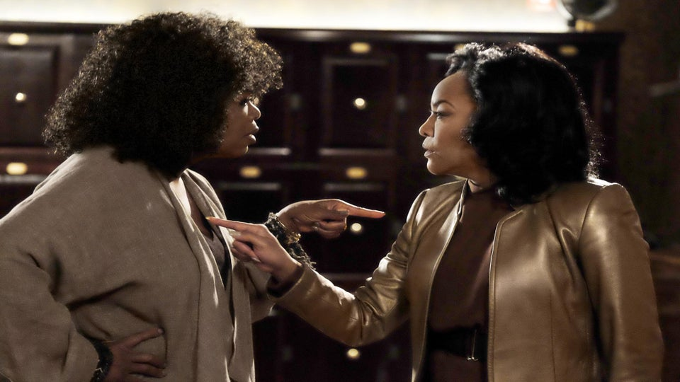 Get Your First Look At OWN's New Church Drama, Starring Oprah Winfrey