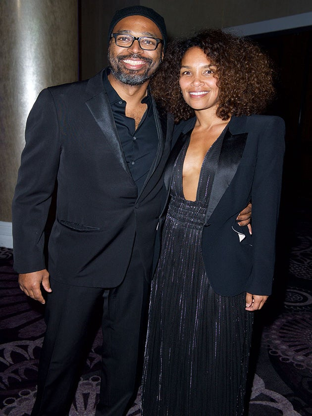 Anniversary Vibes! Mara Brock Akil and Hubby Salim Celebrate 19 Years Of Marriage With A Throwback Wedding Photo