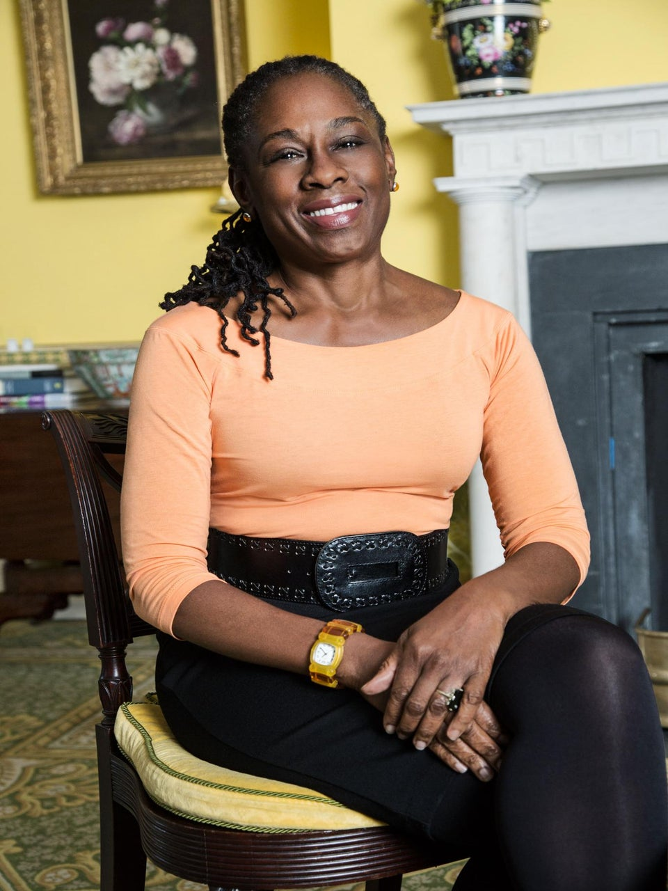 NYC's First Lady Chirlane McCray Takes Mental Health Advocacy To The Front Steps Of The Capitol
