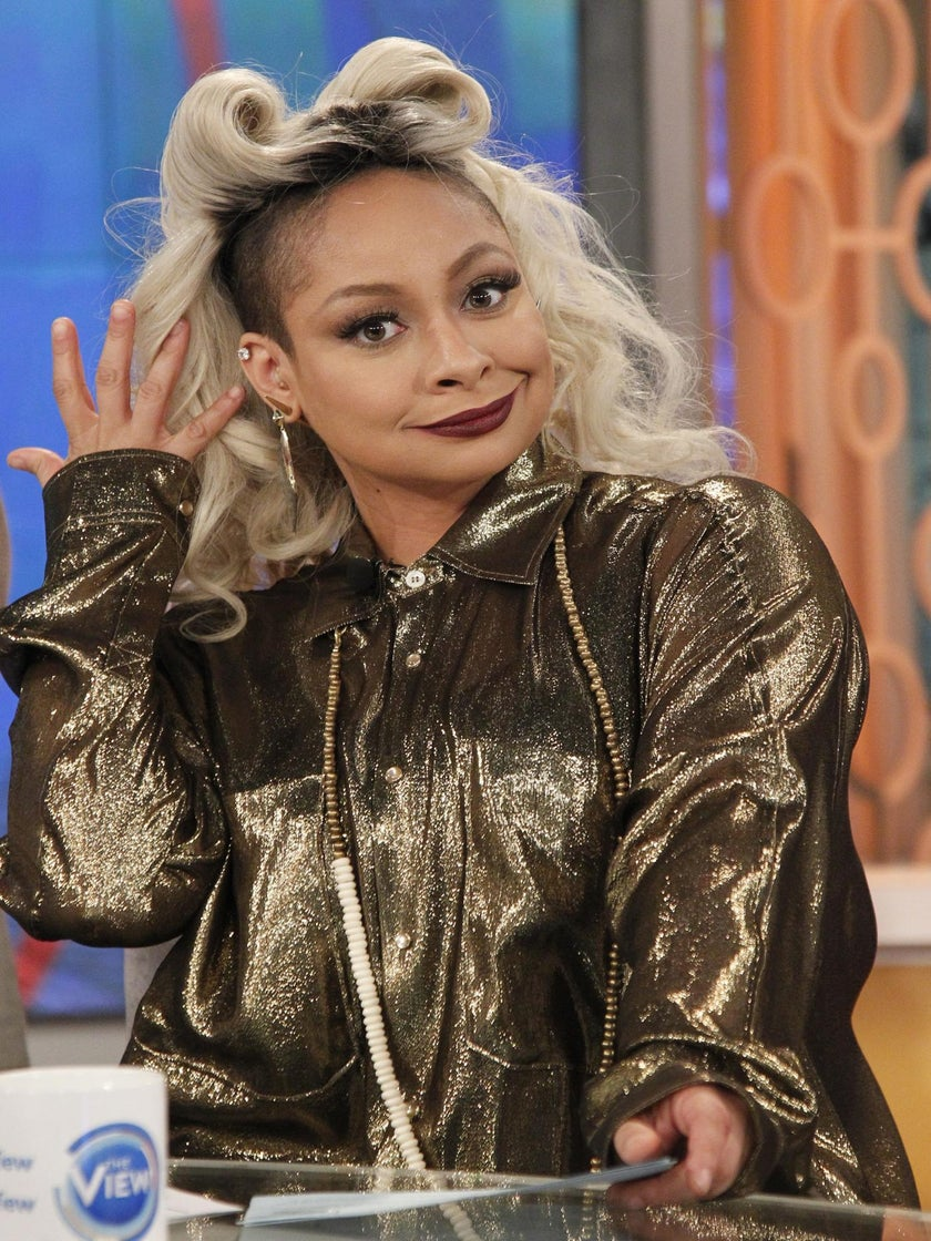 Pick Raven's Hair Color: Why #Ravenbow Keeps Us Watching 'The View' Every Week