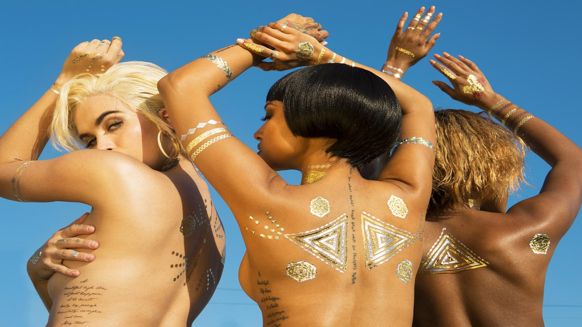 Karrueche Expands Her Beauty Empire With Temporary Tattoos